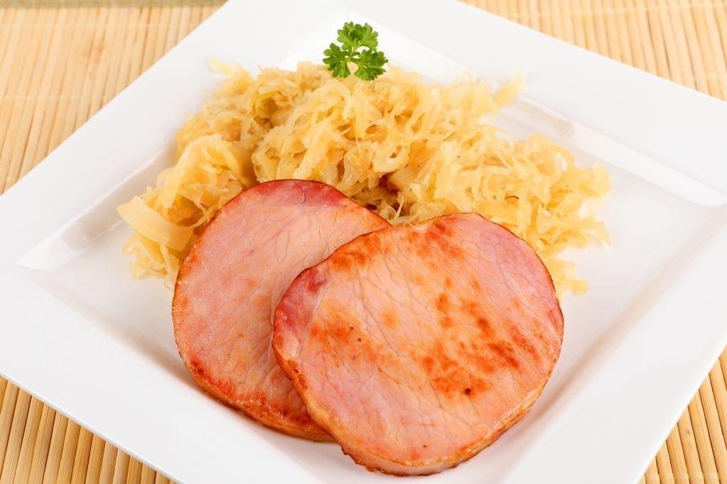 German oktoberfest foods