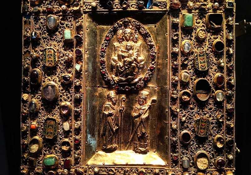 The Treasure of Quedlinburg- Once Stolen, now Returned