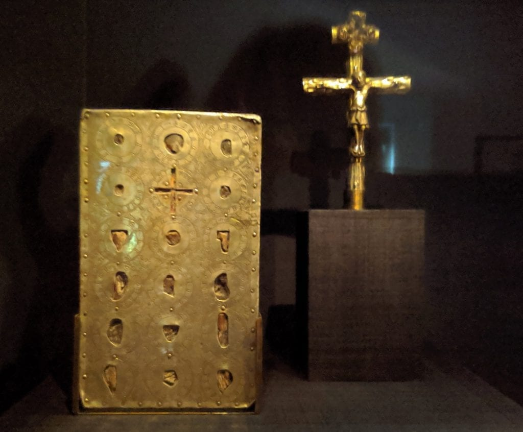 Stolen Treasure of Quedlinburg