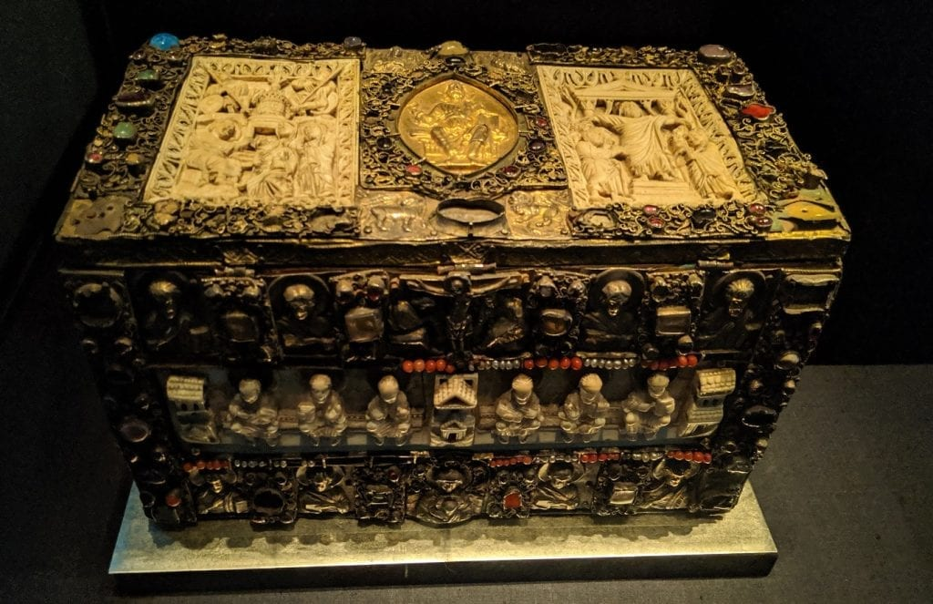 stolen treasure quedlinburg