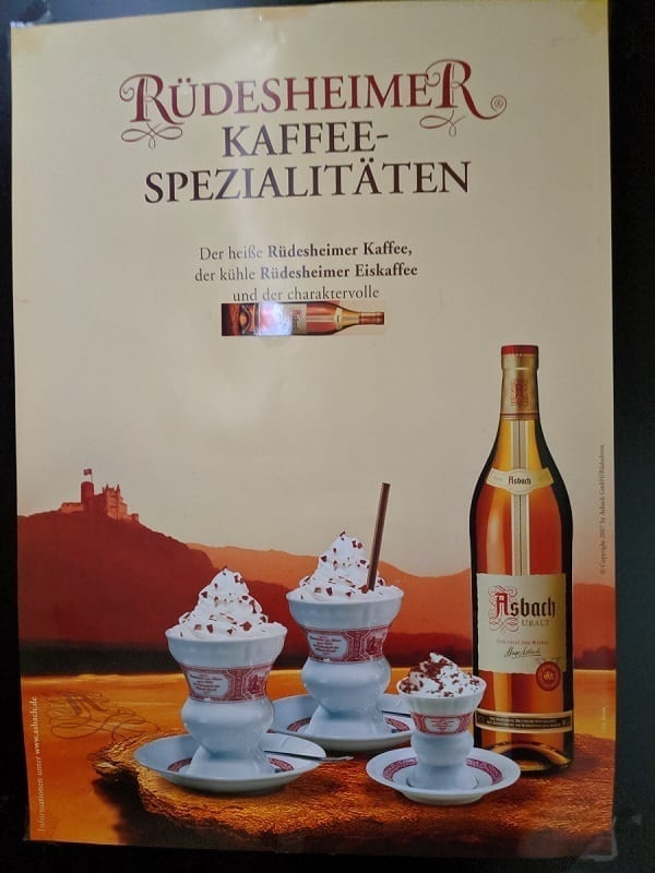 rudesheim coffee recipe
