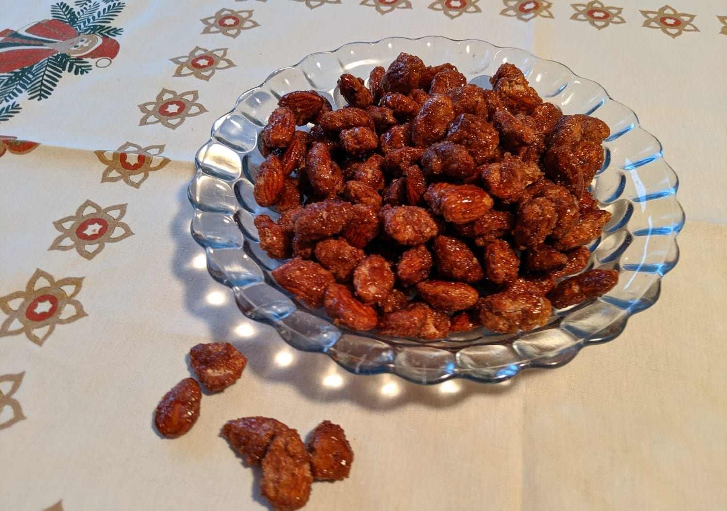 Gebrannte Mandeln- German Roasted Almonds Recipe