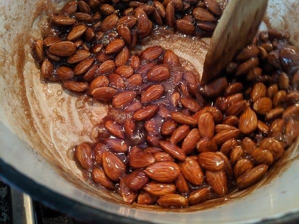 gebrannte mandeln recipe