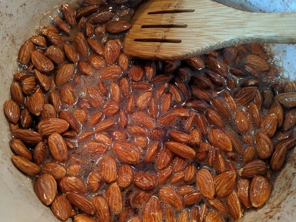 german candied almonds recipe
