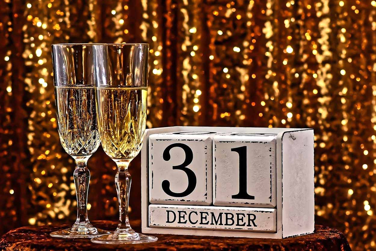 What is Sylvester? Why is New Year's Eve called Silvester in Germany?