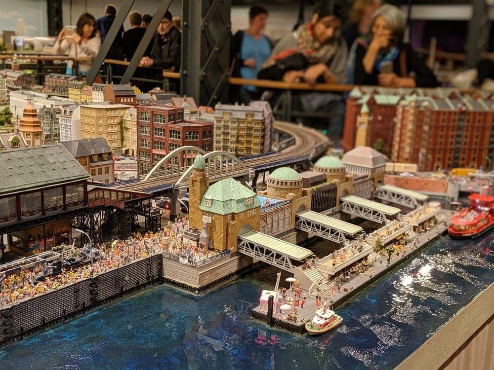 A Visit to Miniature Wonderland, Hamburg