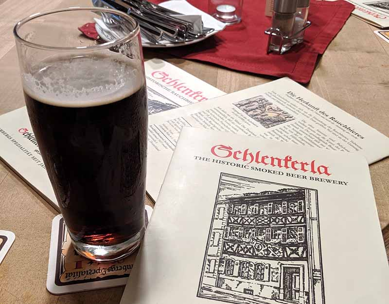 What is Smoked Beer? A Visit to Schlenkerla in Bamberg!
