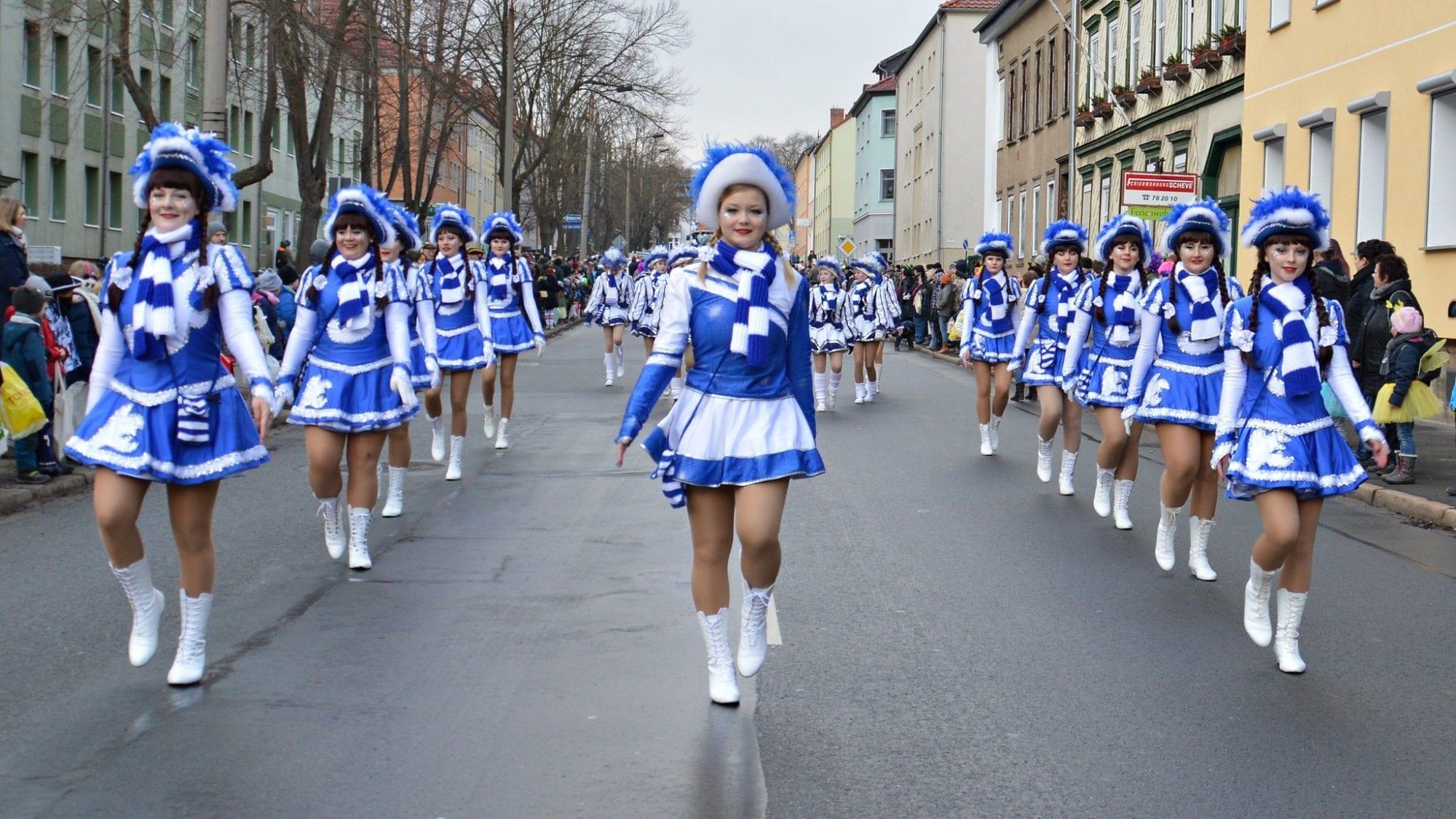 Tanzmariechen- Those Fabulous Karneval Dancers!