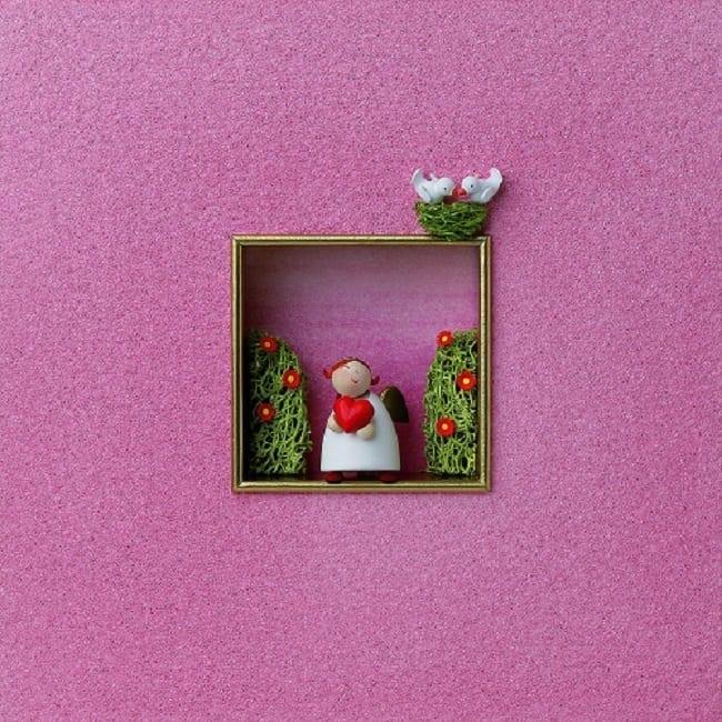 valentine's day angel