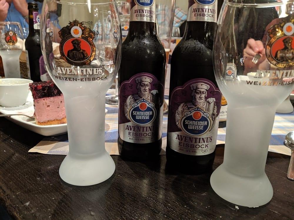 beer in munich
