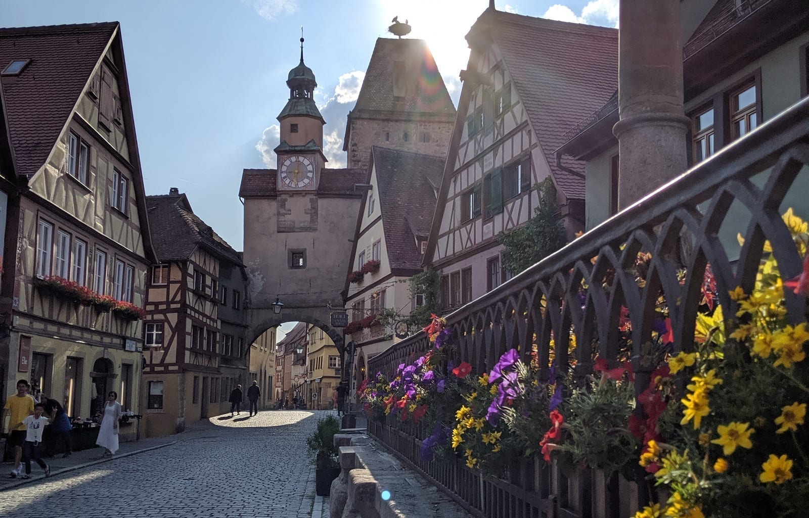A Few of my FAVORITE Things to do in Rothenburg Germany