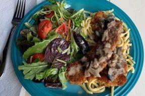 chicken schnitzel 1