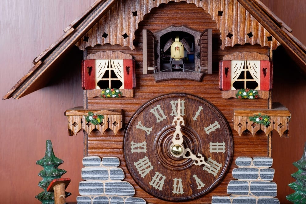 what is a cuckoo clock
