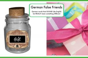 german false Friends list