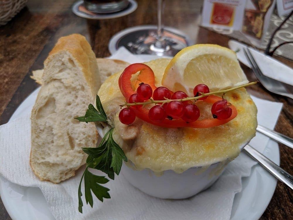 Gaststätte Holzwurm Seiffen