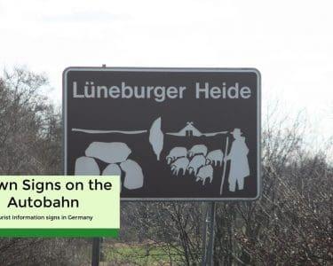 brown autobahn sign (1)