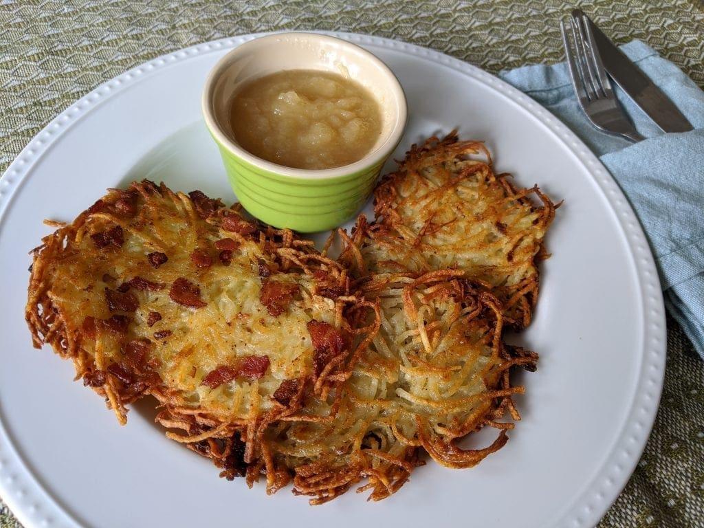 authentic german potato pancakes