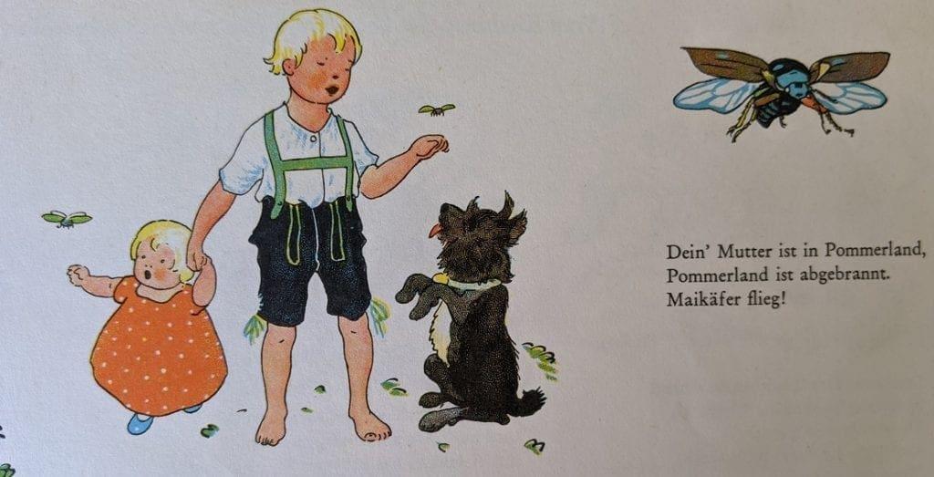 german scary stories kids