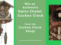 cuckoo clock shop contest