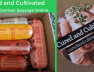 cured and cultivated