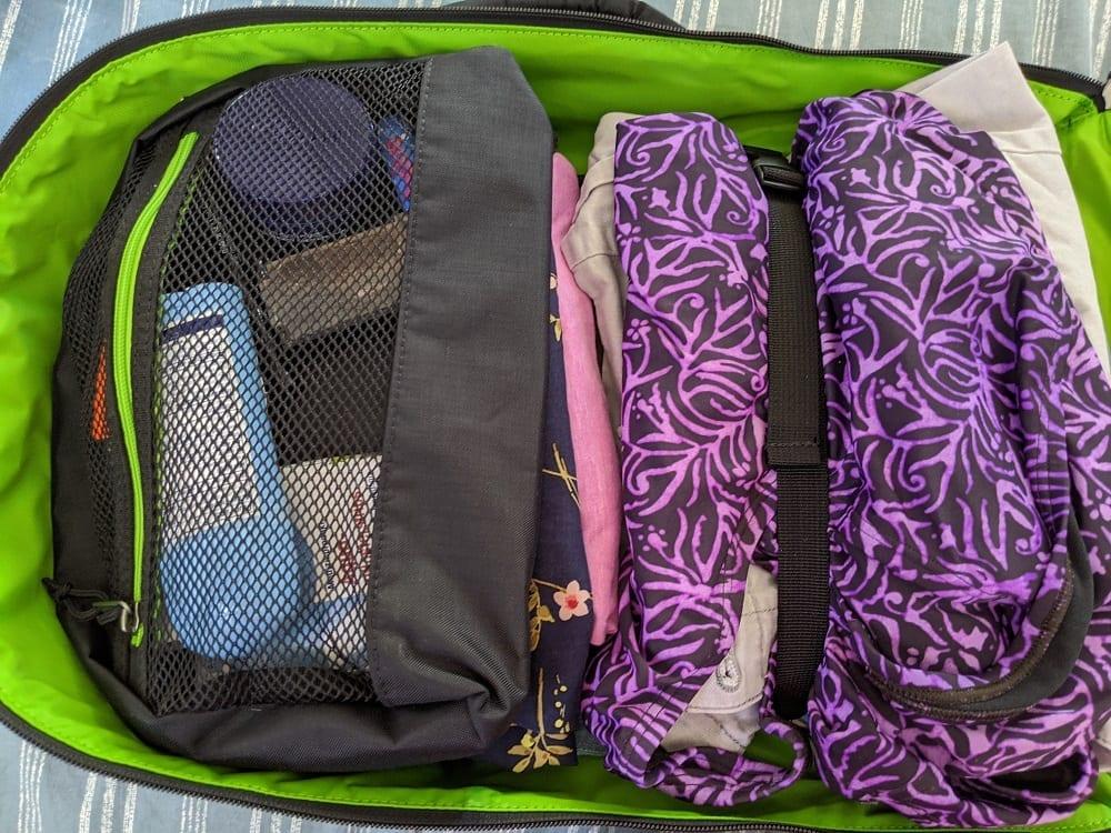 journey travel backpack
