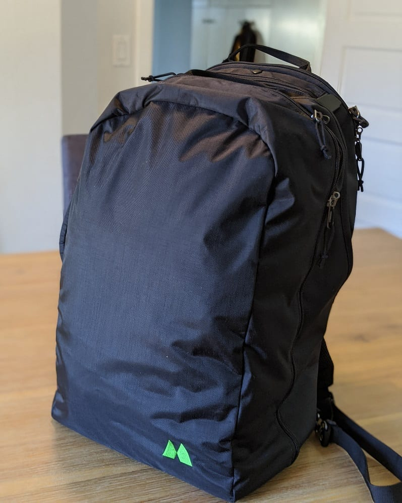 travel backpack to carry on