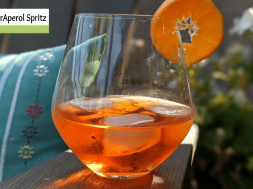 recipe for aperol spritz