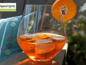 recipe for aperol spritz