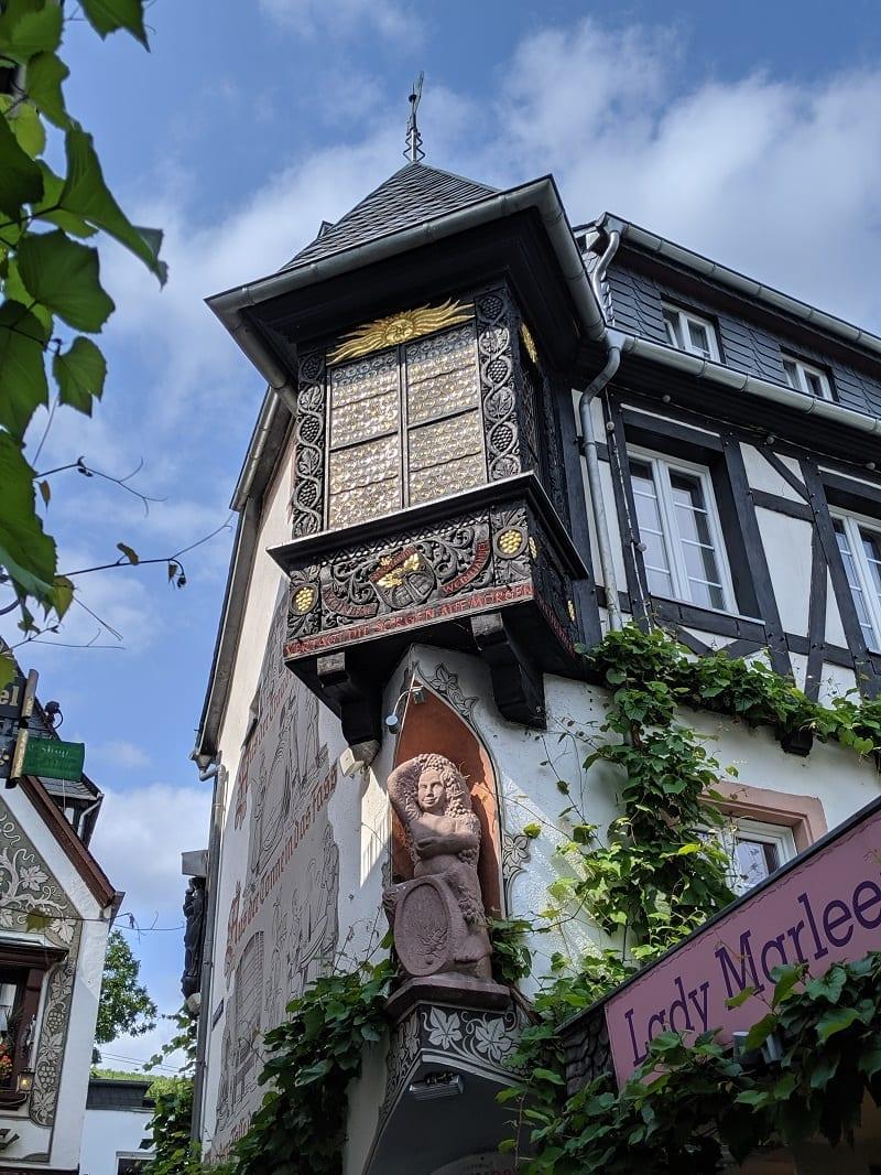 to ruedesheim germany