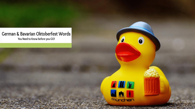 German Oktoberfest Words To Help You Enjoy the Fest