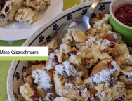 kaiserschmarrn Recipe german