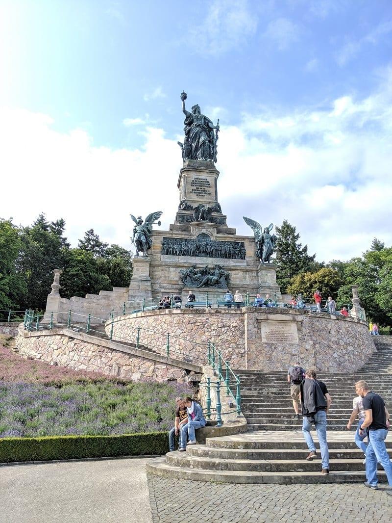 germania statue