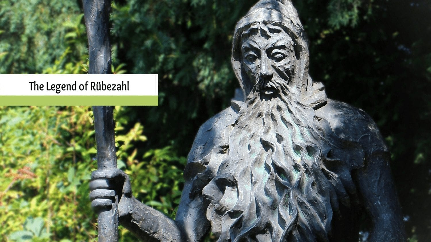 What is Rübezahl? The legendary Silesian Lord of the Mountains!