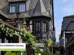 to ruedesheim germanhy