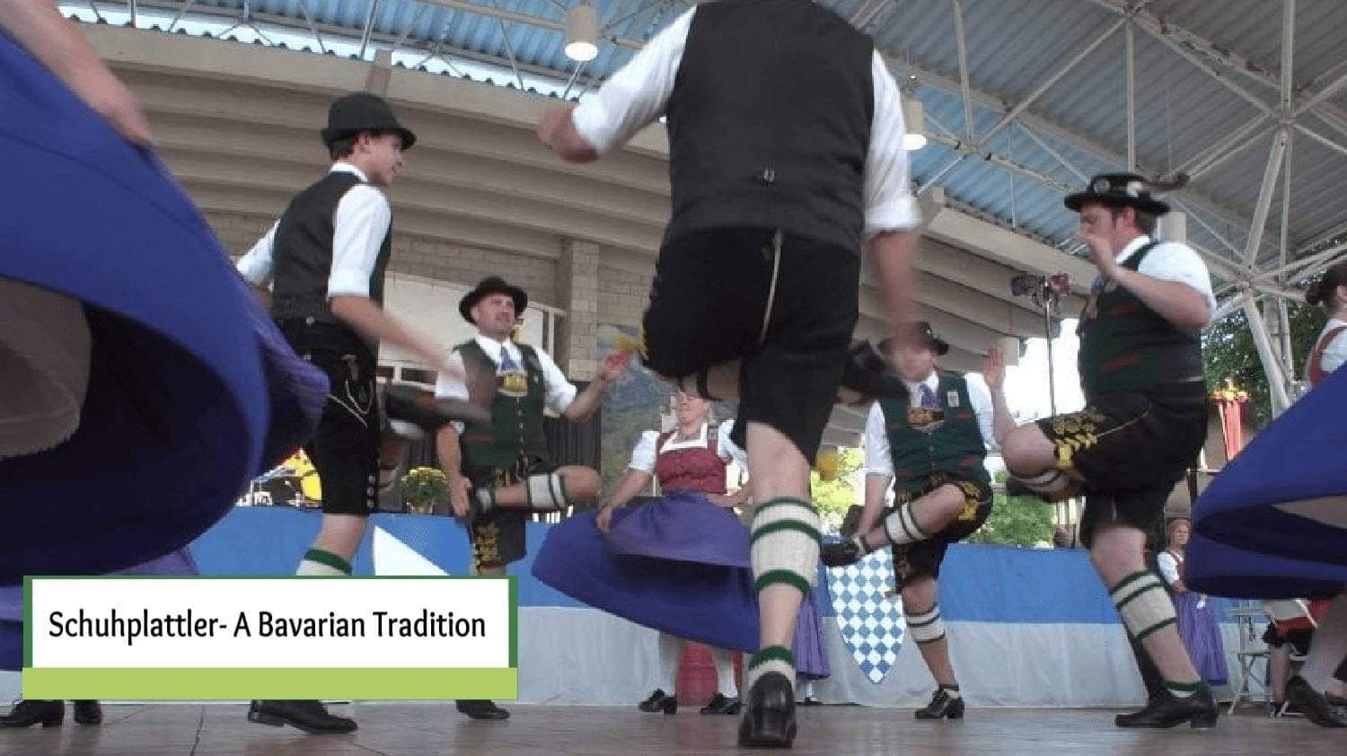 What is Schuhplattler -All About this Bavarian Cultural Tradition