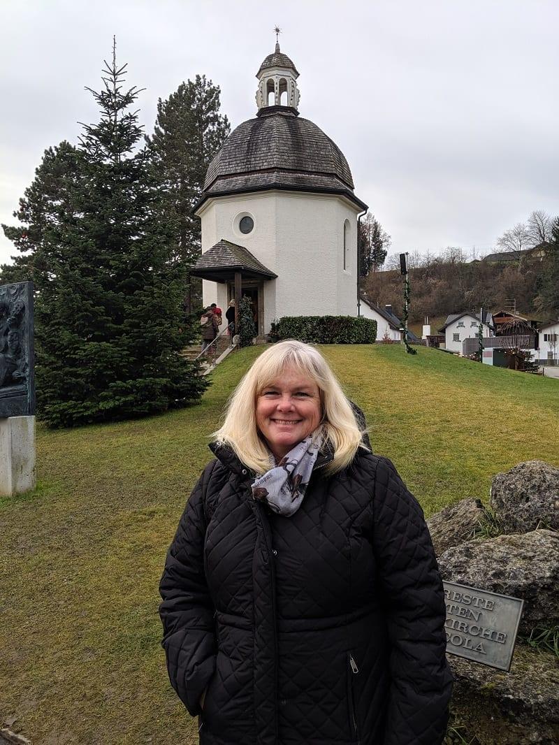 Silent Night Chapel Oberndorf Austria