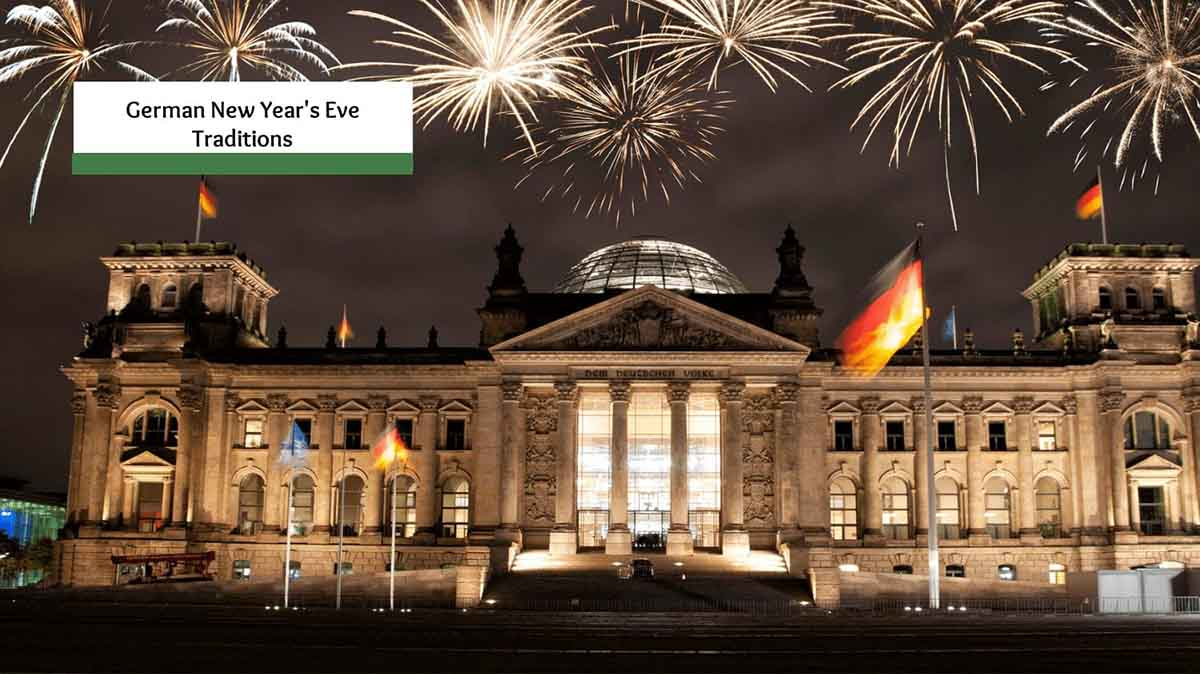 German New Year's Eve Traditions