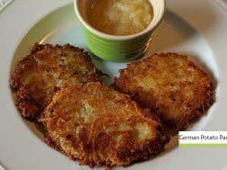 German Potato Pancakes cover