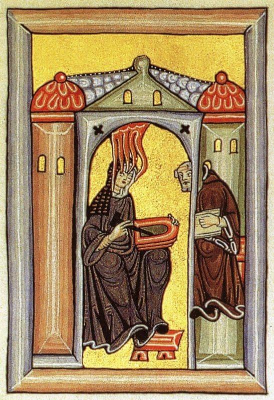 St Hildegard von bingen
