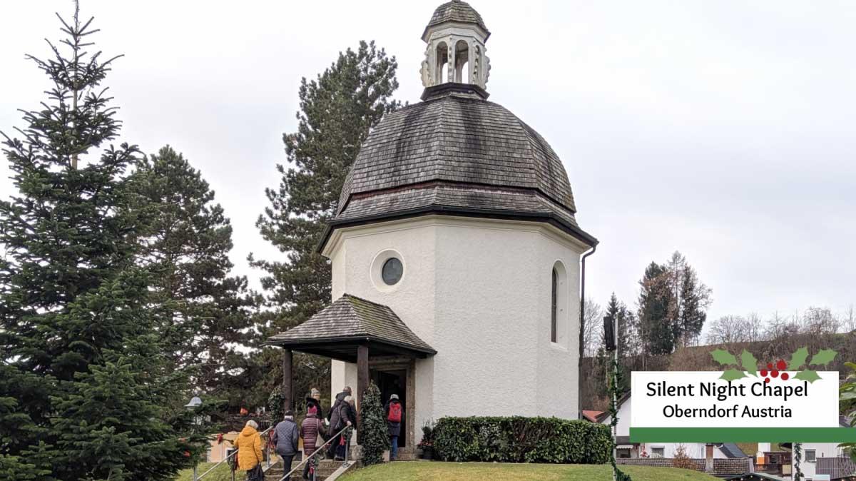 A Visit to the Silent Night Chapel Oberndorf Austria