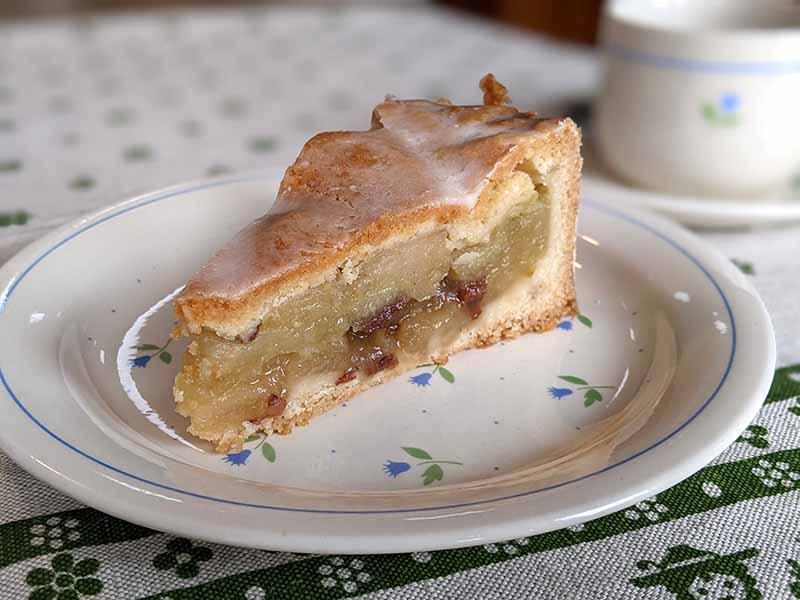 gedeckter apfelkuchen recipe
