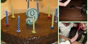 German Birthday Ideas- for KIDS (Guest post from Drew Bulkeley)