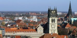 Münster, Nordrhein-Westfalen