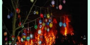 What is the Easter Fire in Germany? A Symbol of Light in Darkness....