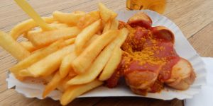 The Best Currywurst in Berlin? What is Currywurst? And where to FIND it!