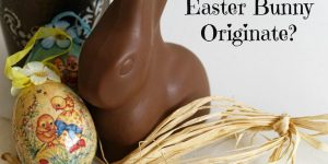 Where did Easter Bunny Originate?