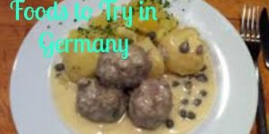 Foods to Eat in Germany- Don't Fear the Wurst! Eat it!