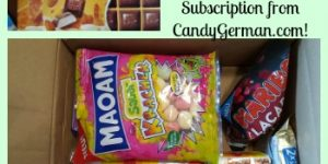 German Candy Box- A Monthly Subscription from Candy German!