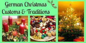 German Christmas Traditions- Celebrate a German Christmas Anywhere