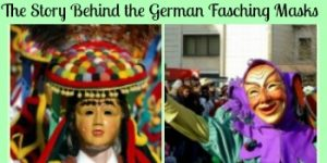 The Maschkera... The Story Behind the German Fasching Masks
